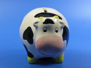 Sparschwein / Spardose Spar-Kuh