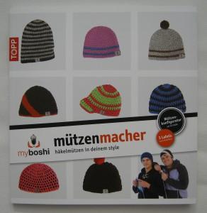 Buch Boshi Mützenmacher
