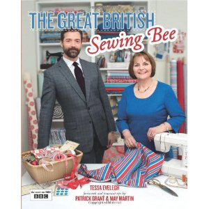 Buchtitel - The Great British Sewing Bee