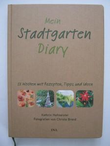 Mein Stadtgarten Diary - 300x400