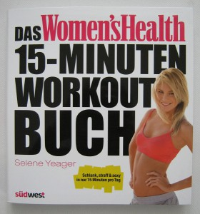WomansHealth_15-Minuten-Workout-Buch