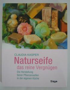 Naturseife von Claudia Kasper