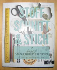 Buch - Stoff Schnitt Stich - das grosse Grundlagenbuch des Nähens