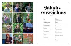 Gartenexpertinnen Inhaltsverzeichnis