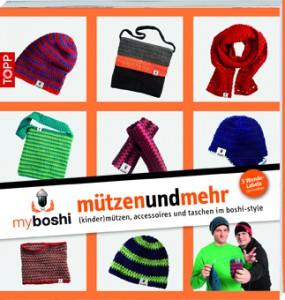 MyBoshi Buch - Mützen und mehr