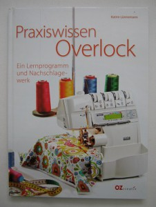 Buch Praxiswissen Overlock