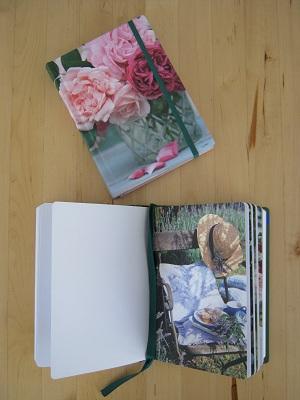 Verlosung - Notizbuch