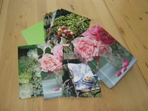 Verlosung - Brief-Karten-Set