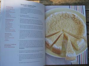 Dr. Oetker Cheesecakes -2 - Käsekuchen mit Streuseln