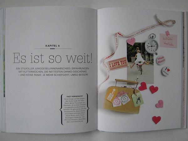 hochzeitsbuch einfach heiraten kunterbuntes allerlei by sanne. Black Bedroom Furniture Sets. Home Design Ideas