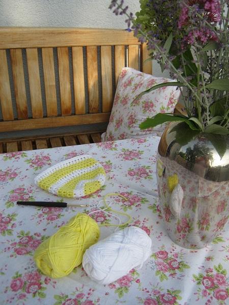 Boshi Babymütze Sommerwolle
