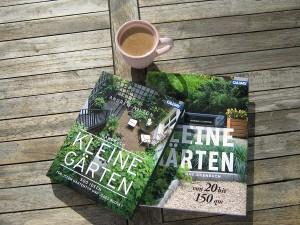 Kleine Gärten Buchempfehlung