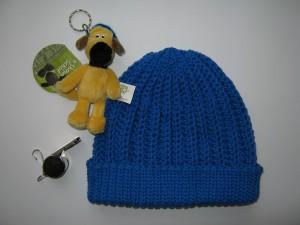Shaun das Schaf - Bitzer Mütze häkeln - Häkelanleitung