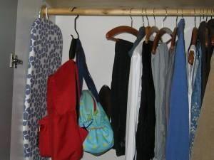 Siamesischer Kleiderhaken ANNA - nachher