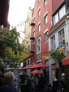 Städtereise mit Kindern - Bremen Schnoorviertel