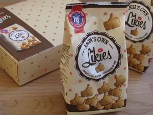 Likies - leckere Schokokekse als Geschenk für Kinder und Freunde