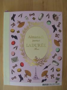Immer wiederkehrender Jahreskalender - Almanach Ladurée