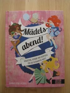 Mädelsabend planen - ein Buch mit Ideen