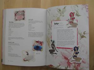 Buch Mädelsabend planen - Inhalt Rezepte für Leckereien Backen herzhaft Cocktails -02
