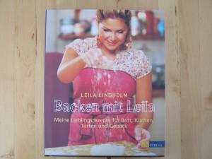Buch Leila Lindholm - Backen mit Leila