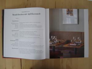 Tea Time - Rezept Mandelkuchen mit Apfelkaramell