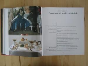 Tea Time - Rezept Panacotta mit weisser Schokolade