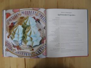 Tea Time - Rezept Apfelstrudel-Cupcakes