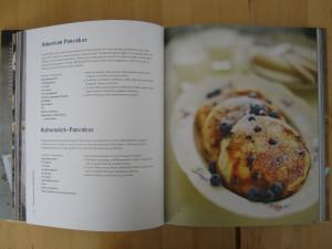 Leila Lindholm - Rezept Pancakes