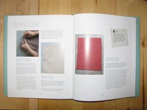 Buch - Stoff Schnitt Stich - Handstiche