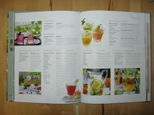 Buch - Wohnen+Garten Feste+Gäste - Sommer - Drinks