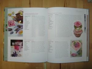 Buch - Wohnen+Garten Feste+Gäste - Sommer - Espresso-Mascarpone-Kuchen - Rosen-Eis - Rosen-Gelee - Rosen-Muffins