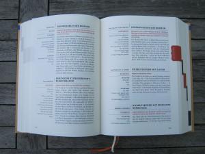 La Cucina - Rezepte - Nudelflecken mit Bohnen oder Lauch - Sardische Klösschen aus Sardegna