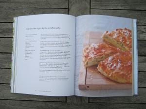 Buch - Rezepte und Geheimnisse aus der Klosterküche - Rezept - Gedeckter Bier-Käse-Kuchen mit Maroilles