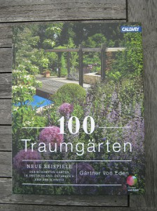 Buch - 100 Traumgärten neue Beispiele