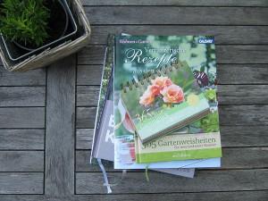 Gartenbücher 2014 - Gartenkalender, Gartenplanung, Rezepte aus dem Garten