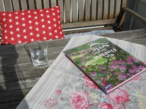 Samstagskaffee und ein Garten für die Seele