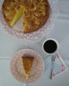 Zuckerapfelkuchen