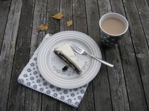Samstagskaffee im Herbst