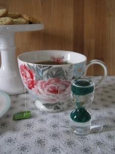 Teestunde mit Greengate und Paradox Tea Timer