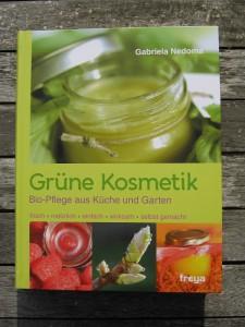 Grüne Kosmetik - Kosmetik selber machen Buch