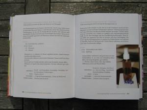 Blick ins Buch - Grüne Kosmetik - Bio-Pflege aus Küche und Garten - Hautregenerierende Lotion + Erfrischungsessenz