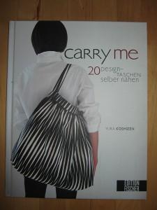 Buch - Carry Me - 20 Designtaschen selber nähen - Yuka Koshizen