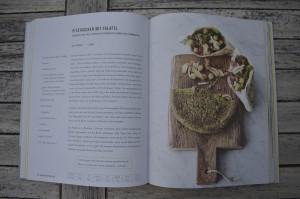 Buch - Jamie Oliver - Veggies - Pitataschen mit Falafel
