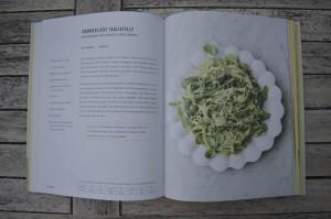 Buch - Jamie Oliver - Veggies - Sommerliche Tagliatelle