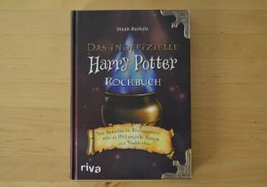 Das inoffizielle Harry Potter Kochbuch - Cover